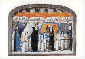 L'Eglise aux origines de l'hôpital
