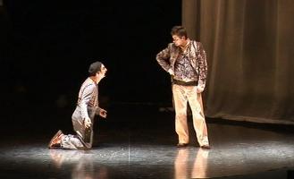 Don Juan de Bertold Brecht mis en scène par Jean-Michel Vier