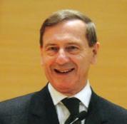 Pierre Delvolvé, de l'Académie des sciences morales et politiques