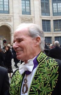 Pierre-Sylvain Filliozat, membre de l'Académie des inscriptions et belles-lettres