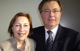 Monelle Hayot, Jean-Michel Delisle, Canal Académie, 8 mars 2011