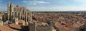 La cathédrale Saint-Just-et-Saint-Pasteur et Narbonne