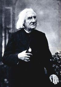 Franz Liszt à la fin de sa vie