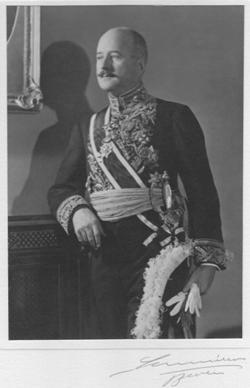 L'ambassadeur André François-Poncet