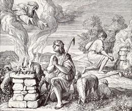 Julius Schnorr von Carolsfeld, Caïn et Abel, 1860