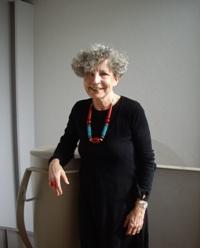Anne Autier, présidente de l'Association pour l'accueil des étudiants étrangers