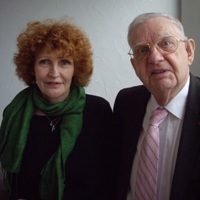 Marie-Françoise Colombani et Jean Mauduit