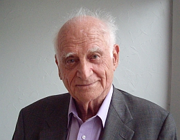 Michel Serres, de l'Académie française, 31 mars 2011 à Canal Académie