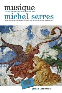Michel Serres,  musique , Editions Le Pommier, Couverture