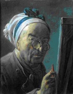 Autoportrait, 1779