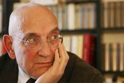 Max Gallo de l'Académie française