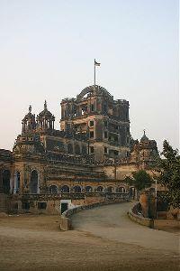 """Le palais Constantia plus connu sous le nom de """"La Martinière"""""""