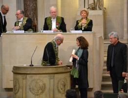Jean-François Bach, Geneviève Almouzni et Philip Avner