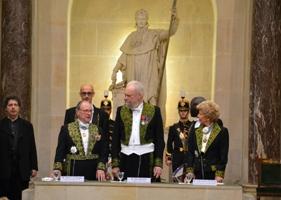 Gabriel de Broglie, Jean Baechler, Hélène Carrère d'Encausse
