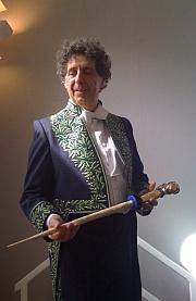Michaël Levinas, membre de l'Académie des beaux-arts, 15 juin 2011, Institut de France