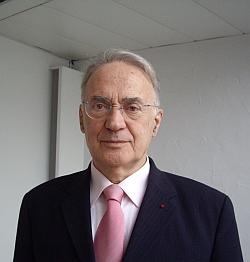 François-Bernard Michel, membre de l'Académie des beaux-arts, janvier 2011, Canal Académie