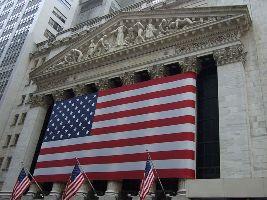 La bourse de Wall Street