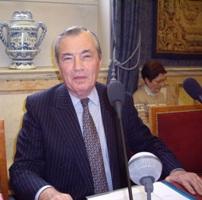 Bertrand Collomb, de l'Académie des sciences morales et politiques
