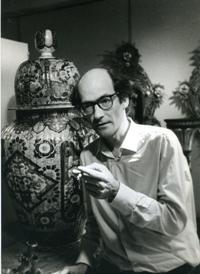 François Weyergans par Louis Monier