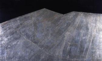 Glacier par Anna-Eva Bergman (1967)