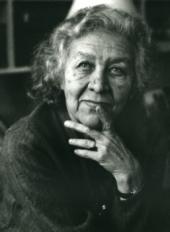 Jacqueline de Romilly, de l'Académie française. © Louis Monier