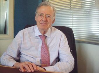 Joël Menkès, membre de l'Académie nationale de médecine.