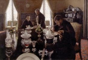 Le déjeuner, 1876