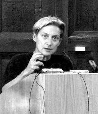 La philosophe Judith Butler