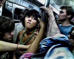 Photographie de Chris Marker, PASSAGERS, 2008-2010, avec l'aimable autorisation de l'artiste et de Peter Blum