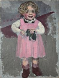 Antoine Poncet, enfant, par Maurice Denis