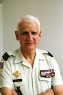 Le général Bruno Dary
