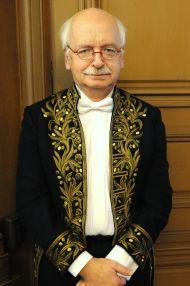 Erik Orsenna de l'Académie française. © Brigitte Eymann