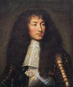 Louis XIV en 1661 par Le Brun