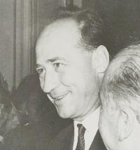François Lhermitte en 1952