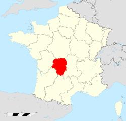 Région du Limousin