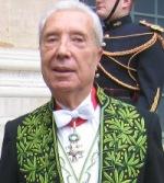 Marc Fumaroli, membre de l'Institut