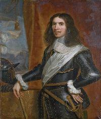 Henri de la tour d'Auvergne, Vicomte de Turenne, par Philippe de Champaigne