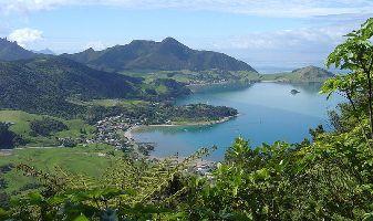 Ici Bream head à Whangarei, la ville la plus au nord de la Nouvelle-Zélande.