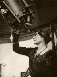 Gabrielle Renaudot, elle aussi férue d'astronomie