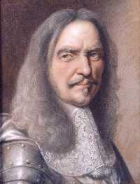 Portrait du Maréchal de Turenne par Robert Nanteuil