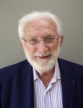 Lucien Clergue, de l'Académie des beaux-arts