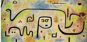 Paul Klee, Insula dulcanara, 1938