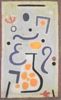 Paul Klee, Le vase, 1938