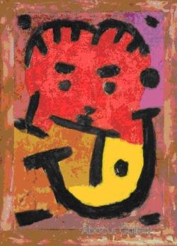 Paul Klee, Musicien, 1937