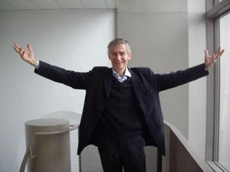 Olivier Germain-Thomas, un écrivain voyageur heureux et comblé par la vie