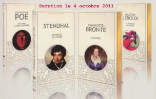 L'Archipel publie, à partir du 4 octobre 2011, une édition luxueuse des chefs-d'oeuvre de la littérature mondiale