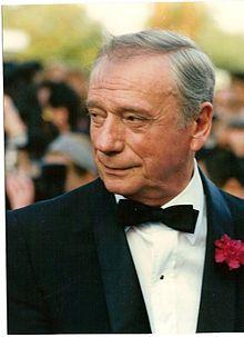 Hommage de Jean-Loup Dabadie à Yves Montand dans cette émission: J'allais le voir au théâtre de l'Etoile...