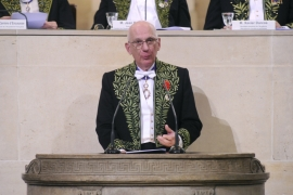 Michel Zink, de l'Académie des inscriptions et belles-lettres