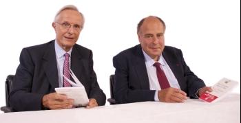 Hervé de Carmoy et Alexandre Adler ont co-écrit Où va l'Amérqiue d'Obama? (PUF)