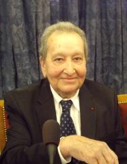 Raymon Boudon, de l'Académie des sciences morales et politiques